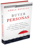 Cover of the book titled Buyer Personas by Adele Revella